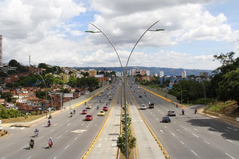 Viaducto García Cadena de Bucaramanga (2020)