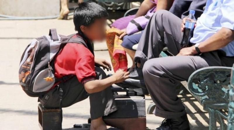 Lucha contra el trabajo infantil en el 'Puerto Petrolero'
