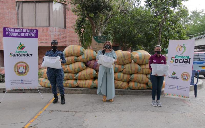 Visitaron la cárcel de mujeres en Bucaramanga