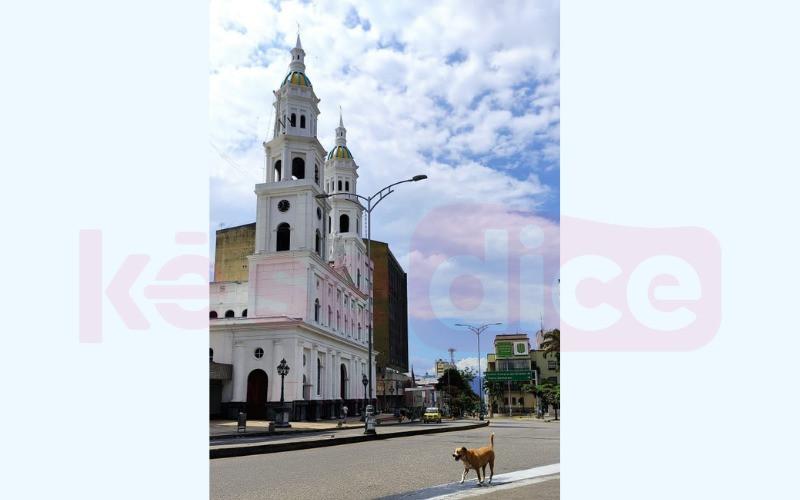 Recorrido por el Área Metropolitana de Bucaramanga durante el 'Toque de Queda'