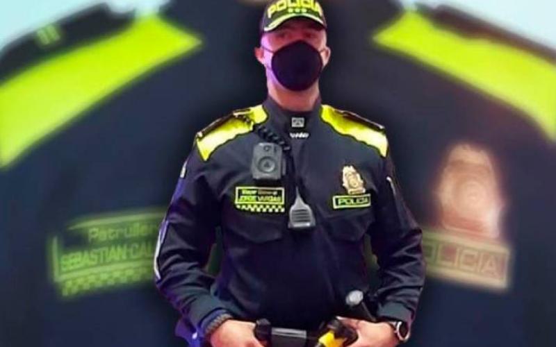 La Policía ahora 'quedará azul'