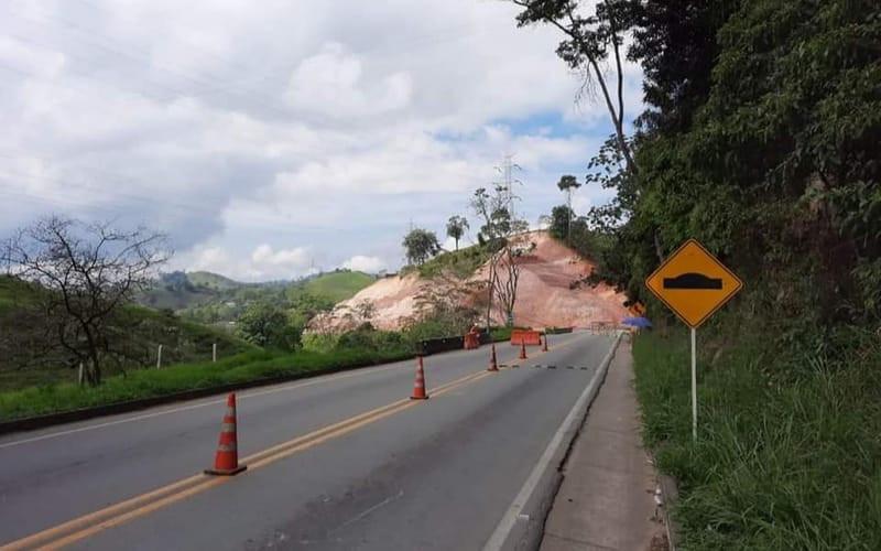 Restricción en la ruta Barrancabermeja – Lebrija
