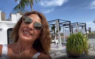 Amparo Grisales interpretará una abuela sexi