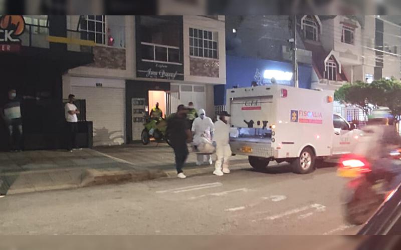 Policía se suicidó en el barrio San Alonso, Bucaramanga