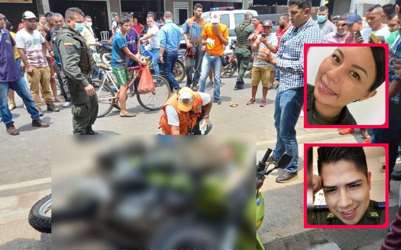 Dos policías asesinados en Puerto Rico, Caquetá
