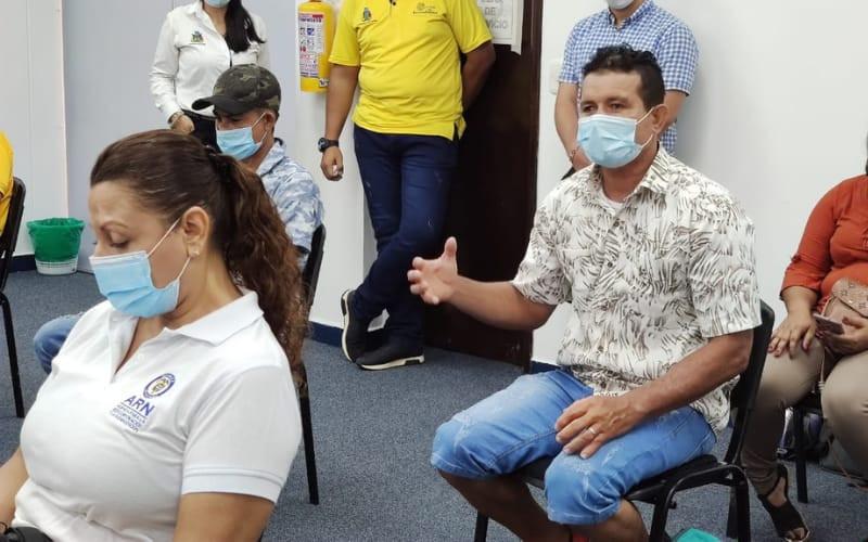 Excombatientes mostraron sus proyectos en Barrancabermeja