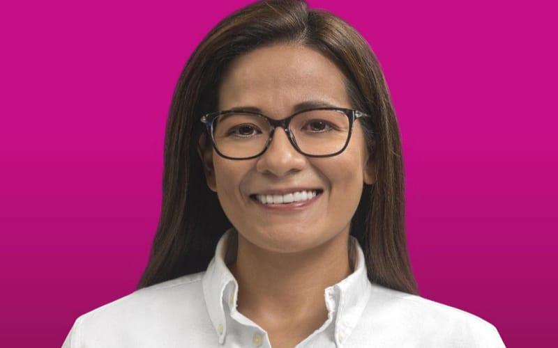Yulia Rodríguez, primera alcaldesa de Girón