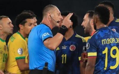 ¡Pitana, no pitaste bien Colombia – Brasil!