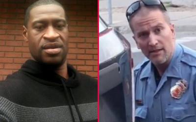 Expolicía condenado a 22 años por muerte de Floyd