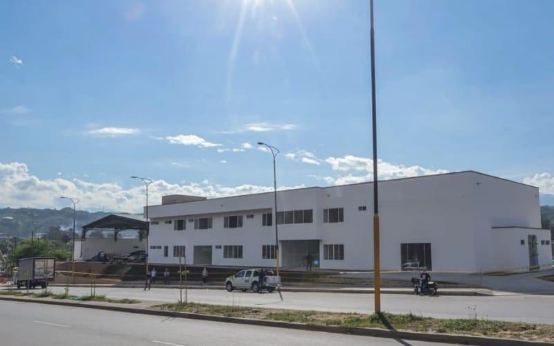 Estación de Bomberos avanza en 95% en Girón