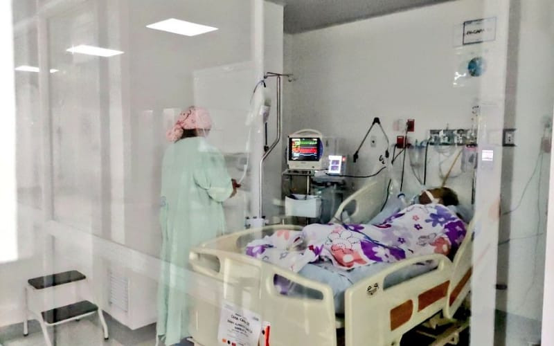 Centros hospitalarios en crisis en Barrancabermeja