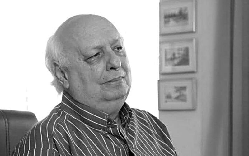 Falleció por Covid el periodista Orlando Cancelado