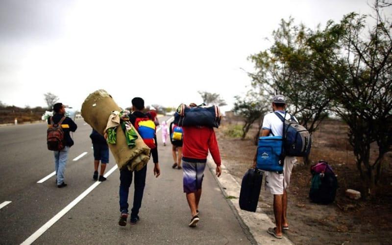 Migrantes recibirán atención en salud en Girón