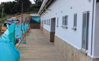 En Los Santos avanza construcción del Hospital