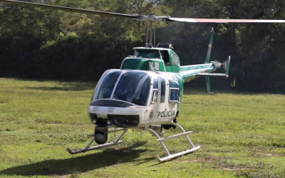 El nuevo General viene con Cuadrante Aéreo para el Área