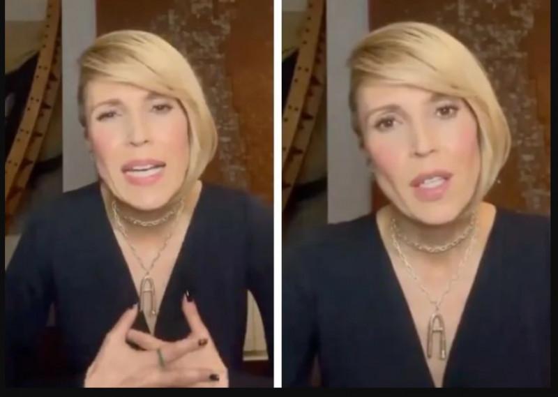 """""""Vengo de recorrer los sótanos del infierno"""": Alejandra Azcárate"""