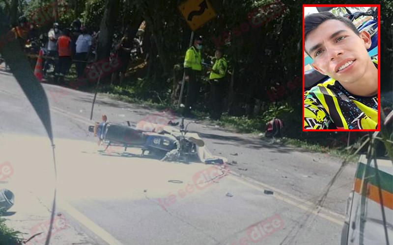 Lamentable accidente, un muerto y dos heridos en Curití
