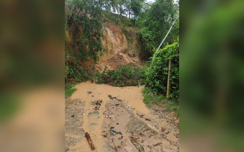 Floridablanca activó plan de contingencia por lluvias