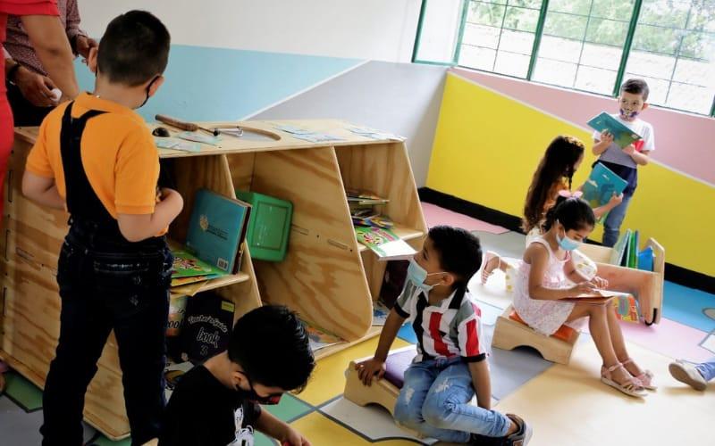 ¡Hay nueva sala de lectura en el José Elías Puyana!
