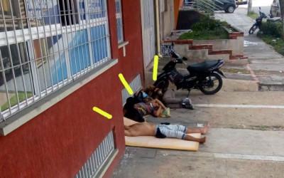 En Alarcón se sienten inseguros por llegada de habitantes de calle