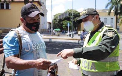 Policía Metropolitana intensifica planes de prevención