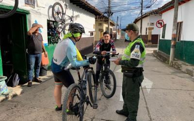 A prevenir los hurtos de celulares y bicicletas