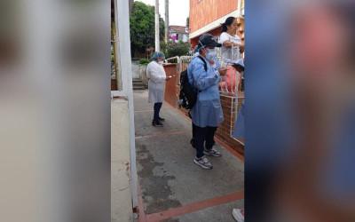 Buscan vacunar contra rubeola y sarampión a niños piedecuestanos