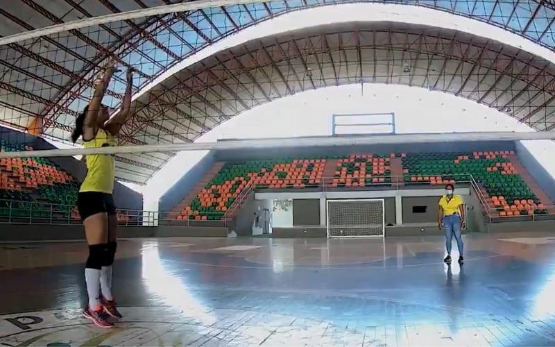 Se 'estrena' Colombia en Sudamericano de Voleibol Femenino