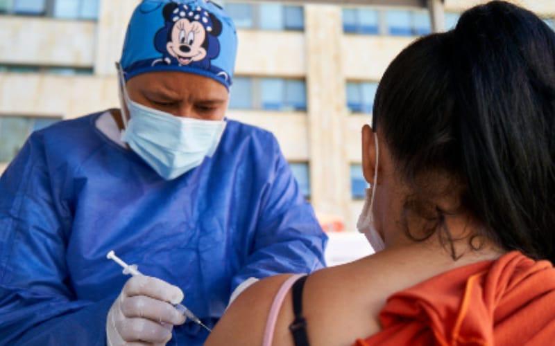 1ra jornada de vacunación Covid para trabajadoras sexuales