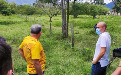 Alcaldía propone predio en Guatiguará para complejo acuático
