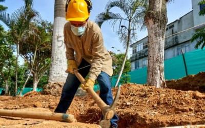 Transformarán el Parque de Los Héroes en la 'Bonita'