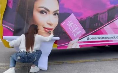 'Epa Colombia' contrató publicidad con TransMilenio