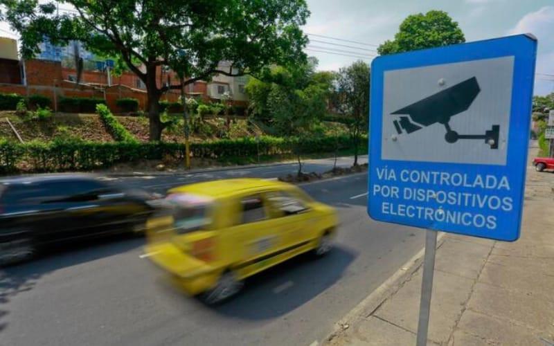 Vuelven a sonar las fotomultas en Bucaramanga