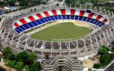 Estadio de Barranquilla tendrá aforo del 75% para Colombia