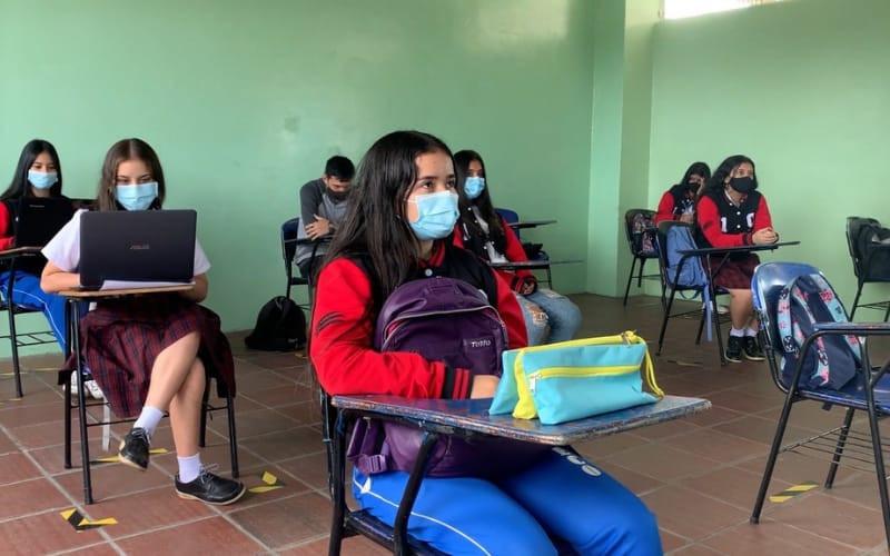 Estudiantes de Piedecuesta vuelven a las aulas el lunes