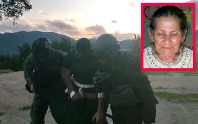 Una mujer asesinada y un policía herido en San Calixto