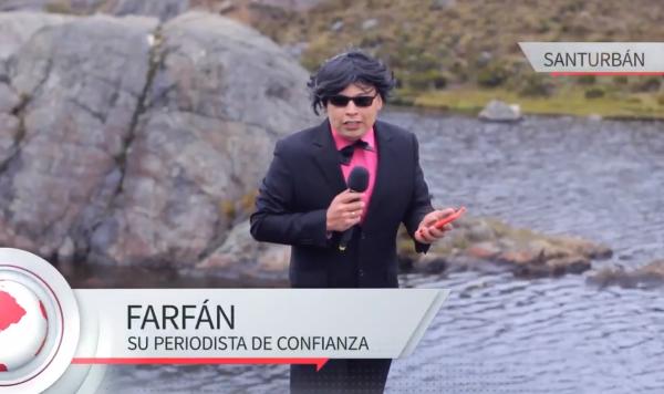 ¿Usted le cree el reporte a Farfán?