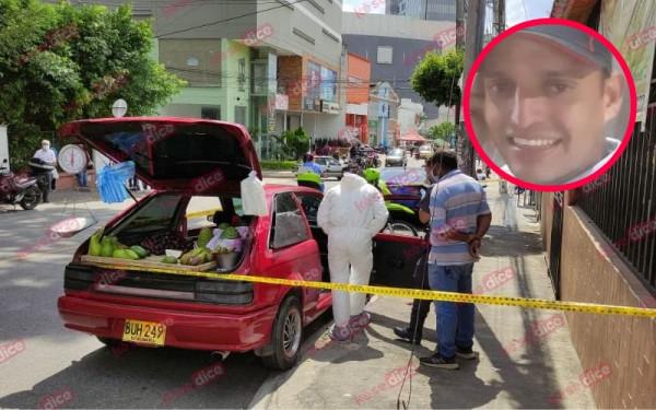 A Maykol lo mataron en la principal del Lagos 1